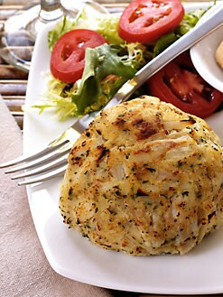 Angelina's of Maryland - Jumbo Maryland Crab Cakes/Set of 12