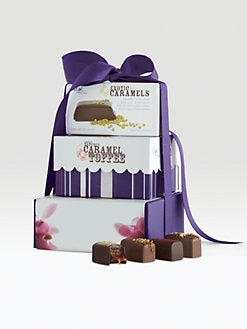 Vosges Haut-Chocolat - Spring Gift Tower