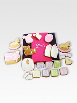 Eleni's New York - New Baby Girl Cookie Collection