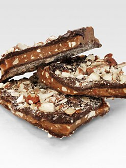 SweetBliss - Chocolate Almond ButterCrunch
