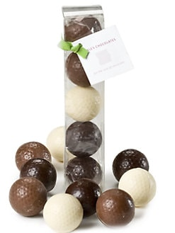 Gayle's Chocolates - Chocolate Golf Balls