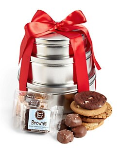 Feed Your Soul - Sweet Baker's Gift Tower