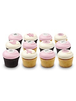 Georgetown Cupcake - Baby Girl Cupcakes
