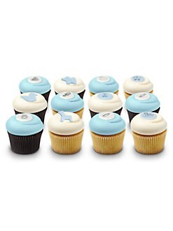 Georgetown Cupcake - Baby Boy Cupcakes