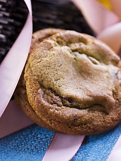 Feed Your Soul - Chocolate Chip Graham Cookies