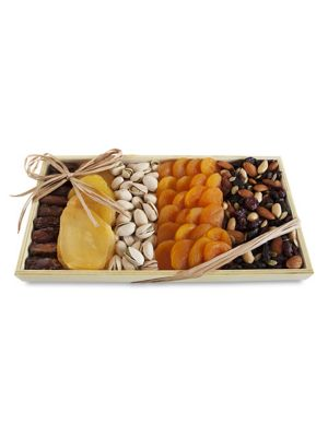 Wooden Spa Gift Tray