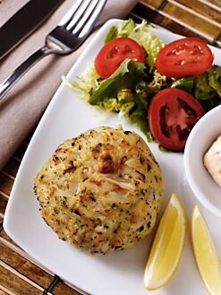 Angelina's of Maryland - Jumbo Maryland Crab Cakes