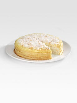 Lady M - Coconut Mille Crepes Cake