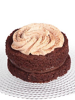 Plaza Sweets - Individual Mexican Hot Chocolate Cakes, Set of 6