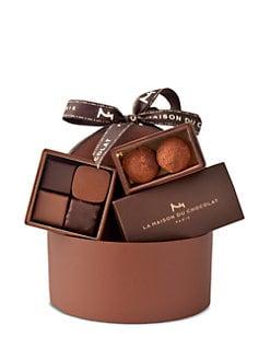 La Maison du Chocolat - Petite Hatbox Collection