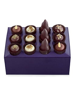 Vosges Haut-Chocolat - Collezione Italiana Truffles, Set of 9