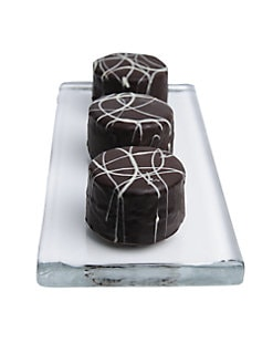 Galaxy Desserts - Ultimate Chocolate Blackout Cakes, Set of 6