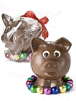 Gayle's Chocolates - Chocolate Pig
