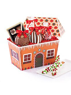 Mrs. Prindable's - Gingerbread House