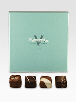 V Chocolates - Assorted Chocolate Caramels
