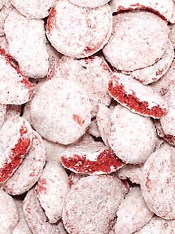 Byrd Cookie Company - Jar of Red Velvet Cookies