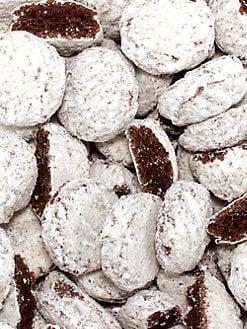 Byrd Cookie Company - Jar of Black & White Cookies