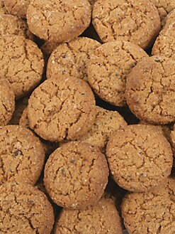 Byrd Cookie Company - Jar of Scotch Oatmeal Cookies