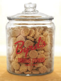 Byrd Cookie Company - Jar of Cheddar Biscuits