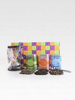 Amanzi Tea - Gift of Wellness Tea Set