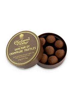 Charbonnel et Walker - Marc de Champagne Truffles/Dark Chocolate
