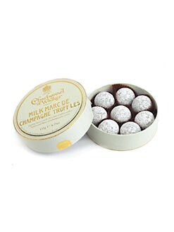 Charbonnel et Walker - Marc de Champagne Truffles/Milk Chocolate