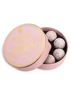Charbonnel et Walker - Marc de Champagne Truffles/Pink