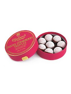 Charbonnel et Walker - Strawberry Truffles