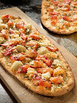 Hancock Gourmet Lobster Co. - Old Port Lobster Flatbread