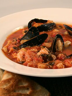 Hancock Gourmet Lobster Co. - Chebeague Island Cioppino