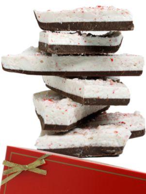 Belgian Chocolate Peppermint Bark