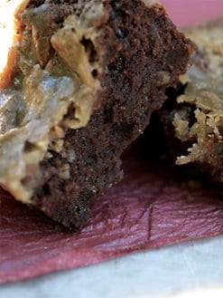 Blissful Brownies - German Chocolate 6-Brownie Box
