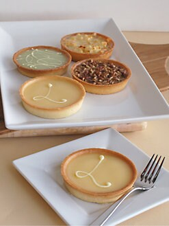 Galaxy Desserts - Assorted Gourmet Tarts, Set of 8