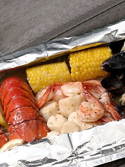 Hancock Gourmet Lobster Co. - Maine Shore Dinner