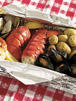 Hancock Gourmet Lobster Co. - Maine Clambake