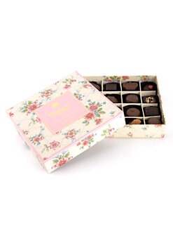Charbonnel et Walker - Fine Chocolates Vintage Box