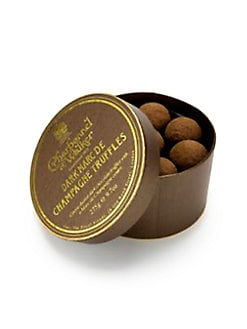 Charbonnel et Walker - Marc de Champagne Dark Chocolate Truffles