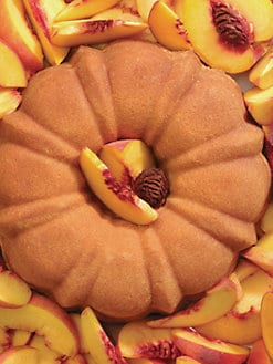 Very Vera - Georgia Peach Pound Cake