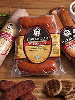 D'Artagnan - Artisnal Sausage Trio