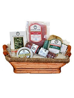 D'Artagnan - Gourmet Charcuterie Essentials Gift Basket