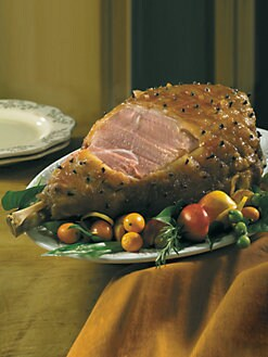 S. Wallace Edwards & Sons - Bone-In Cooked Virginia Ham