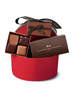 La Maison du Chocolat - Dentelle Hatbox