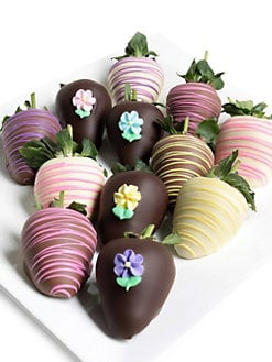 Golden Edibles - Premium Chocolate Covered Strawberries