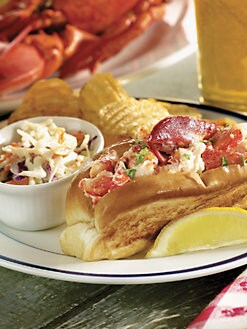 Hancock Gourmet Lobster Co. - Downeast Lobster Rolls