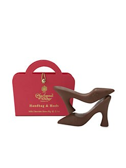 Charbonnel et Walker - Mini Milk Chocolate Shoes, Set of 3