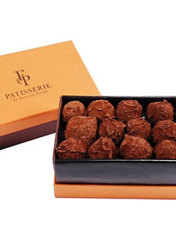 Payard - Vanilla Rum Truffles