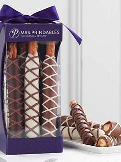 Mrs. Prindable's - 9-pc. Assorted Pretzel Gift Set