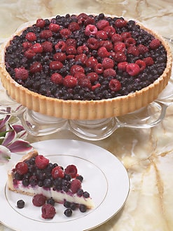 Bittersweet Pastries - Mountain Berry Tart