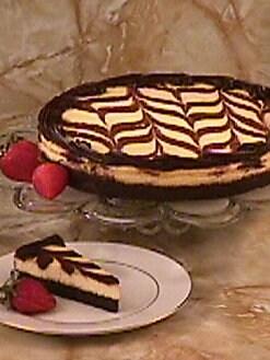 Bittersweet Pastries - Marble Truffle Cake