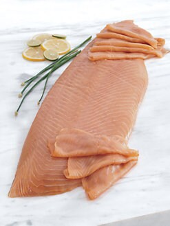 Petrossian - Farmed Salmon Pack